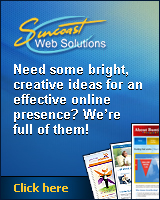 Suncoast Web Solutions - Website Design
