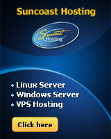 Suncoast Hosting - Linux Server, Windows Server, VPS Hosting
