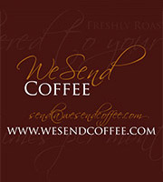 WeSend Coffee - Freshly Roasted Coffee Beans