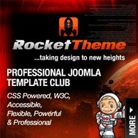 Rocket Theme - Joomla Template Club